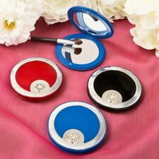 72 Embellished Assorted Compact Mirror Wedding Bridal Shower Party Gift Favors