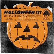 Halloween III: Season of the Witch VINYL (2018) ***NEW***