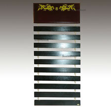 New Taekwondo Belt Display Rack Karate MMA Martial Arts Belt Holder-10 Belts