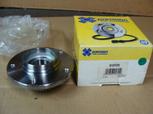 Wheel Bearing and Hub Assembly-Axle Bearing and Hub Assembly Front 513125