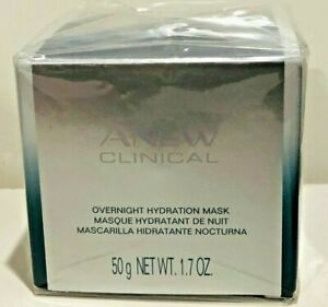 AVON ANEW CLINICAL OVERNIGHT HYDRATION MASK 1.7 OZ