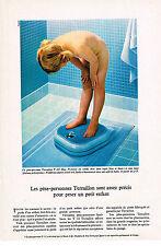 PUBLICITE   1971   TERRAILLON   pèse personne