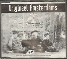 OSDORP POSSE 4 track CD SINGLE & VIDEO Origineel Amsterdams Ram en Beuk DEF P