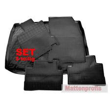 Mattenprofis Gummimatten + Kofferraumwanne SET für Nissan Qashqai II J11 ab 2013