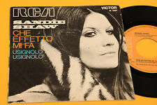 "SANDIE SHAW 7"" 45 USIGNOLO USIGNOLO 1°ST ORIG ITALY 1970"