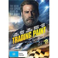 TRADING PAINT DVD, NEW & SEALED, 2019 RELEASE, FREE POST