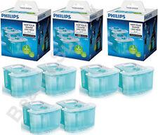 6x Philips Jet Clean Refill Cartridges JC302