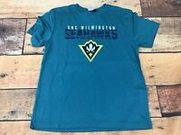 UNC Wilmington Youth T Shirt Size Medium Brand New J209