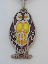 PORTE-CLES / Key ring - CHOUETTE / Owl - MAITRE OLIVET - JOLI / Nice !