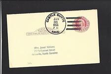 CASTLE ROCK, ARIZONA GOVERNMENT POSTAL CARD. VF.
