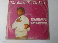 Sugar Minott-The Leader For The Pack Vinyl LP BLACK ROOTS DANCEHALL