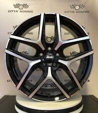 "SET 4 Cerchi in lega Jeep Renegade Compass da 19"" Nuovi, SUPER OFFERTA CDM TOP"