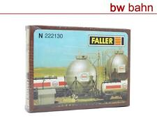Faller Spur N 222130 Bausatz -Gasbehälter. Neu