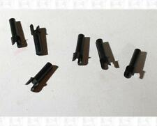 Athearn HO Parts: 5/8 Inch Male Spline Universal Couplings (6) 90099