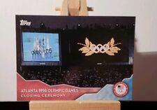 2016 Topps U.S. Olympic Team Closing Ceremonies #CC19 Atlanta 1996 Olympic Games