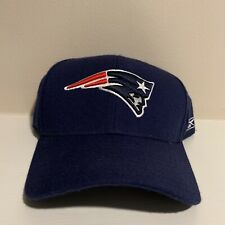 New England Patriots Reebok Plain Logo Fitted Hat NFL Football NWT New Size 8