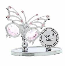 Mothers Day Gift Ideas Presents Gifts for Mum 'Special Mum' Swarovski Butterfly