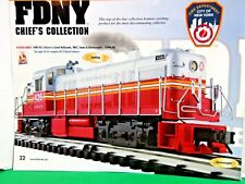 New listing K-Line New York City Fire Dept Fdny Firefighter 00004000  Rescue Rs-3 Engine Lionel Tmcc
