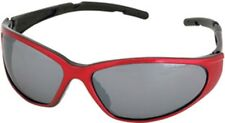 Champion Ballistic Shooting Glasses-40612 Full Red Frame-Smoke Lens-Sunglass