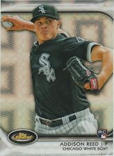2012 Topps Finest X-Fractor Addison Reed