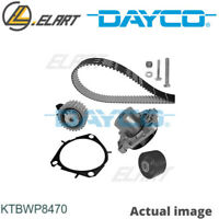 WATER PUMP  TIMING BELT SET FOR OPEL VAUXHALL SAAB ASTRA J SPORTS TOURER DAYCO