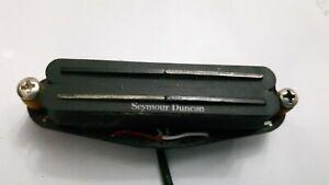 Seymour duncan vintage rails Strat pickup black vgc
