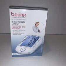 beurer blood pressure monitor BM47