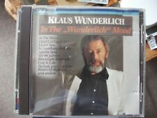 KLAUS WUNDERLICH: IN THE WUNDERLICH MOOD CD