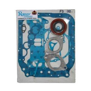 Mazda Rotary RX7 FD COMPLETE GASKET KIT WITH FRONT & REAR MAIN SEALS