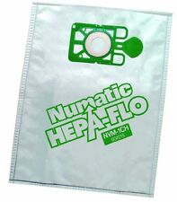 "Numatic NVM-1CH HepaFlo' Disposable Filter Bags Pack - for the ""Henry"" HVR200A,"