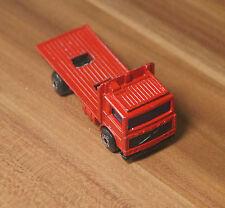 Modellauto Matchbox Volvo Truck 1:90 1981 Lesney England (DD3)