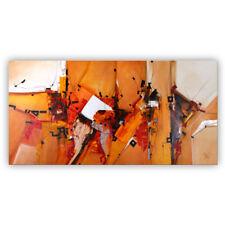 Unikat Moderne Malerei Abstrakt Öl auf Leinwand 160 x 80 cm von Bozena Ossowski