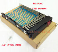 "For HP 2.5"" SAS/SATA Hot-Swap Hard Disk Drive Caddy Tray for ProLiant G5/G6/G7"