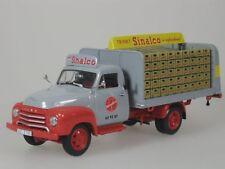 Minichamps 1:43 OPEL BLITZ 1,75t Camión de Bebidas SINALCO 1952  New in Box Rare