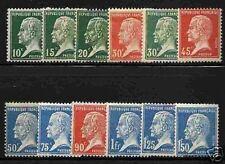 "FRANCE STAMP 1923 - 1926 Y&T 170 / 181 "" SERIE PASTEUR 12 TIMBRES "" NEUFS xx TTB"