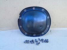 GM 10 bolt DIFFERENTIAL COVER rear end cover Oldsmobile 1980 Chevy ? Pontiac ?