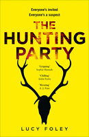 The Hunting Party by Lucy Foley - Psychological Thriller Book - Hardback