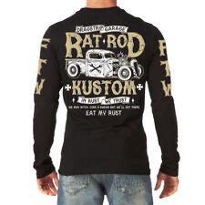 Dragstrip Clothing Bowling Shirt Hot Rod Rockabilly Shirt Bonneville Speed Way