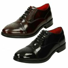 Scarpe classiche da uomo stringhi Base London 100% pelle