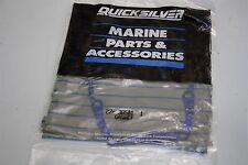 4x Quicksilver Marine Mercury Mercruiser 27-38501-1 Gasket Plate Outboard Boat