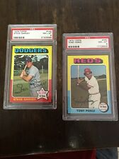 HUGE 1975 TOPPS BASEBALL PSA 8 LOT COMPLETE YOUR SET PICK 10 OR (10 PICKS)