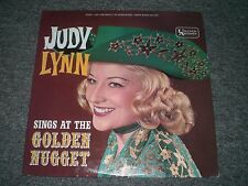 Judy Lynn Sings at the Golden Nugget~United Artists UAS 6226~Inner~FAST SHIPPING