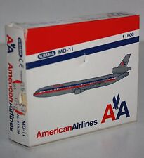 Schabak-AA / American Airlines-MD-11-Maßstab/Scale 1:600-Modell-very rare