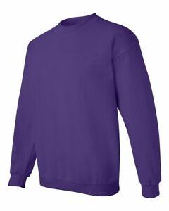 Gildan Heavy Blend Sweatshirt Plain Crewneck Long Sleeves Men Sweatshirt 18000