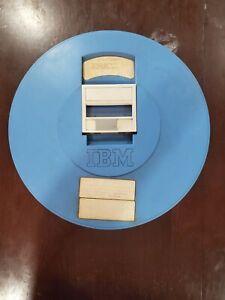 Vintage IBM S/3 Hard Drive Disk Single Platter