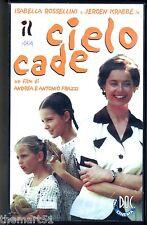 Il Cielo cade (2000) VHS ElleU 1a Ed.  -  Isabella Rossellini  A. & A. Frazzi