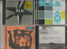 R.E.M. :  Up / New Adventures in Hi-Fi / Monster / Automatic For The People 4CDs
