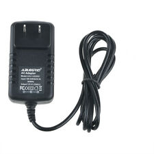 AC-DC Adapter Power Charger for Visual Land VL-879-8GB-BLK-ICS Android Tablet PC