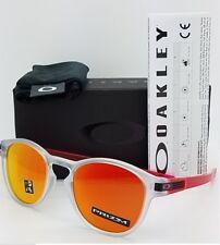 Novos óculos de sol Oakley Trava Cristal Pop Prizm Rubi 9265-47 oo9265  Autêntico Novo 524def5773