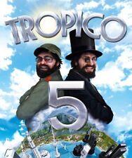 Tropico 5 PC, Mac & Linux [Steam CD Key] KEINE Discs/Box, Region Free